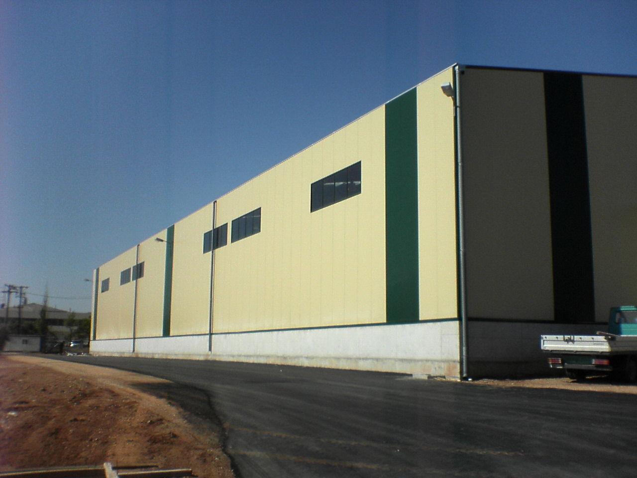 Μεταλλικά Βιομηχανικά Κτίρια  394876cad05